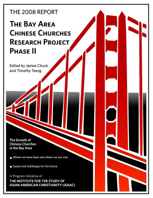 The 2008 Report  Bay Area Chinese Churches Research Project  Phase II PDF