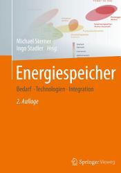 Energiespeicher   Bedarf  Technologien  Integration PDF