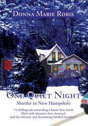 One Quiet Night Book PDF