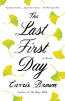 The Last First Day PDF