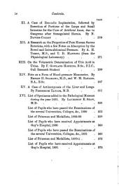 Guy's Hospital Reports: Volume 33; Volume 48