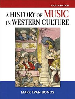 History of Music in Western Culture Book