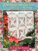 Quilting-On-The-Go, Taking It Further