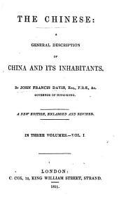 The Chinese: Volume 1