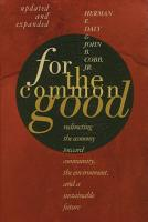 For the Common Good PDF