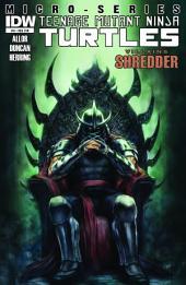 Teenage Mutant Ninja Turtles: Villain Micro-Series #8 - Shredder