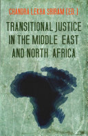 Transitional Justice in the Middle East and North Africa PDF