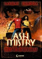 Ash Mistry und der D  monenf  rst PDF