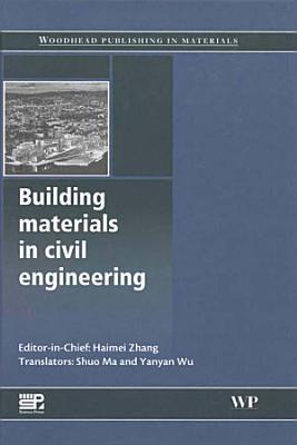 Building Materials in Civil Engineering PDF