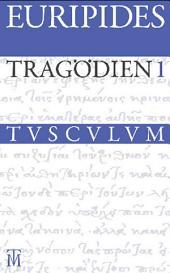 Tragödien: Griechisch - Deutsch
