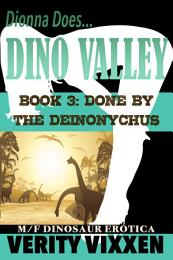 Done By The Deinonychus