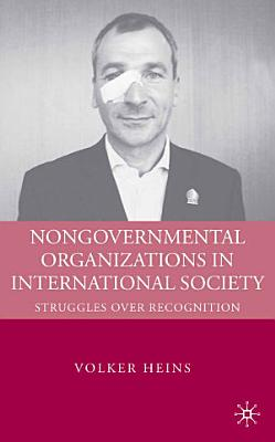 Nongovernmental Organizations in International Society