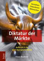 Diktatur der M  rkte PDF