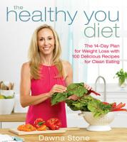 The Healthy You Diet PDF