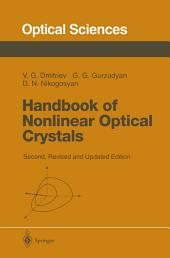 Handbook of Nonlinear Optical Crystals: Edition 2