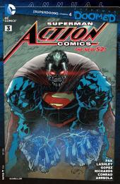 Action Comics Annual (2014- ) #3
