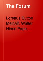 The Forum: Volume 42