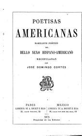 Poetisas americanas: ramillete poético del bello sexo hispano-americano