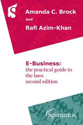 E-Business: The Practical Guide to the Laws