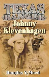 Texas Ranger Johnny Klevenhagen