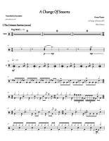 Dream Theater   A Change of Seasons PDF