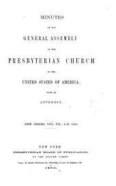 Minutes - United Presbyterian Church in the U.S.A.: Volume 7, Part 2