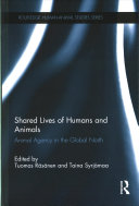 Download Shared Lives of Humans and Animals Book
