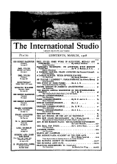 International Studio: Volume 34, Issues 133-136