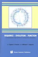 Sequence     Evolution     Function PDF