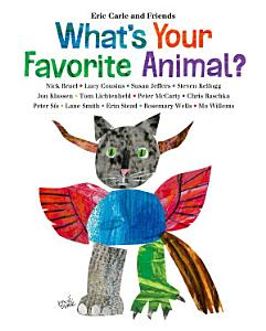 What s Your Favorite Animal  Book