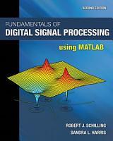 Fundamentals of Digital Signal Processing Using MATLAB PDF
