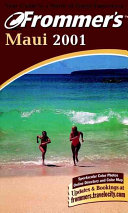 Frommer's Maui 2001