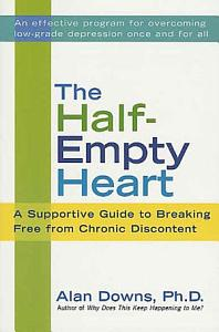 The Half Empty Heart Book