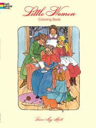 Little Women Coloring Book Book PDF