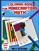 Coloring Book for Minecrafters Math Coloring Book
