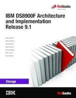 IBM DS8900F Architecture and Implementation Release 9 1 PDF