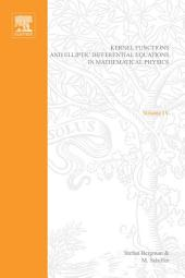 Kernel Functions and Differential Equations
