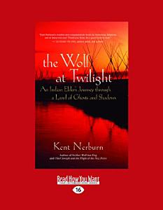 The Wolf at Twighlight Book