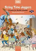 String Time Joggers Cello book + CD