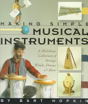 Making Simple Musical Instruments PDF