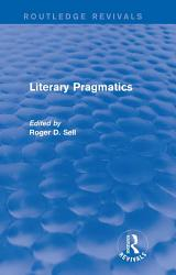 Literary Pragmatics  Routledge Revivals  PDF