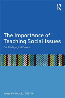 The Importance of Teaching Social Issues PDF