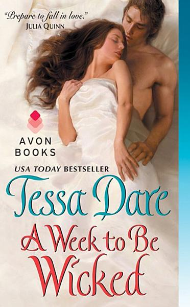 Download A Week to Be Wicked Book