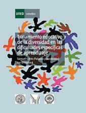 Tratamiento Educativo de la Diversidad en Las Dificultades Específicas de Aprendizaje