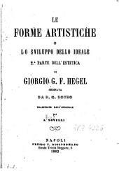 Le forme artistiche: e la sviluppo dello ideale