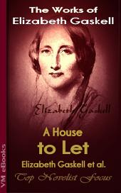 A House to Let: Top Novelist Focus