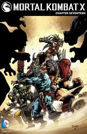 Mortal Kombat X (2015-) #17