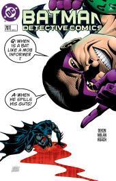Detective Comics (1937-2011) #707