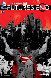 The New 52: Futures End (2014-) #44