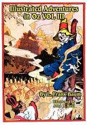 Illustrated Adventures in Oz Vol III